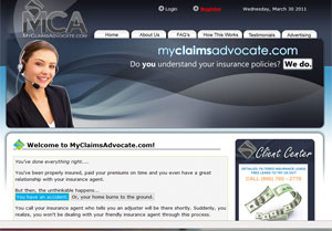MyClaimsAdvocate.com