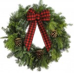 Christmas Tree Wreaths!